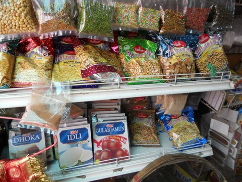Looking For A Place To Buy Indian Spices In Bangkok
