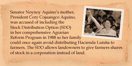 hacienda luisita essay Hacienda luisita 2,579 likes 2 talking about this this is the story of the hacienda and its farmers, an issue that is likely to haunt aquino as he.