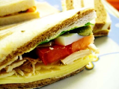 Then And Now The Good Old Sandwich Is Still Best Baon For Your Kids