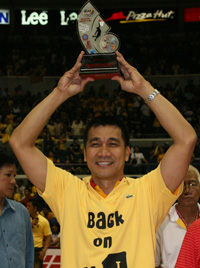Ex-teammates Black, Agustin share limelight as top coaches | Sports