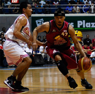 Defending champ B-Meg relies on endgame poise to beat Meralco in 2 OTs