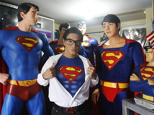 Well who is the new superman dating