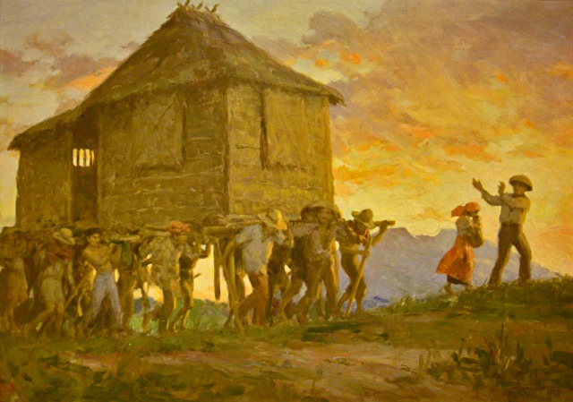 amorsolo paintings star in new ust museum community