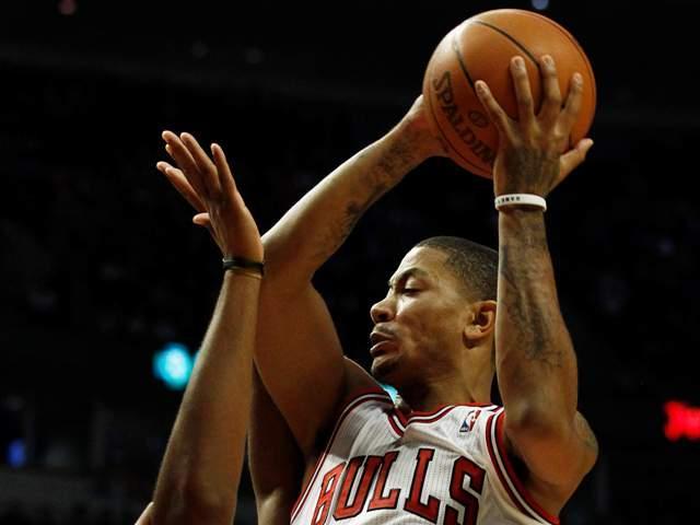 a2f793712211 NBA  Rose registers 31 as Bulls beat Blazers