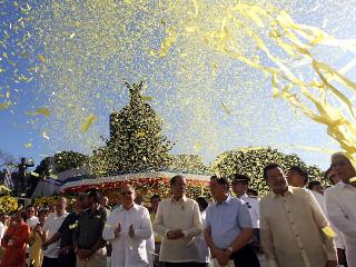 PNoy leads 26th EDSA People Power celebration