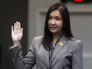 PSB-Katipunan branch manager testifies at CJ Corona trial