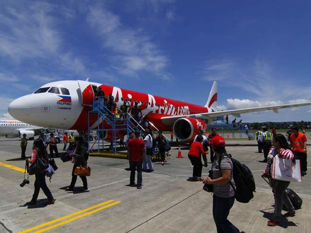 Philippines AirAsia launches Kalibo, Davao City routes from