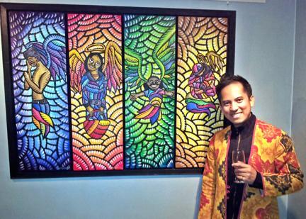 Bisexual artist in philippines