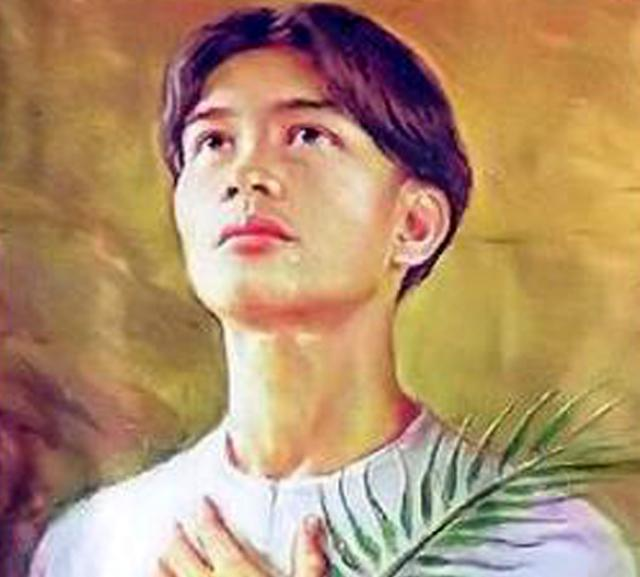 pedro calungsod 24th sunday in ordinary time saints lorenzo ruiz and pedro calungsod the  cathedral of mary our queen september 17, 2017 it is a joy to.