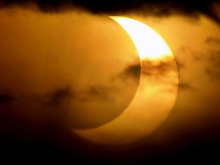 Solar Eclipse Awes New Moon Portends Good Fish Catch