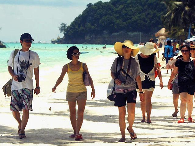 Image result for korean at chinese sa boracay