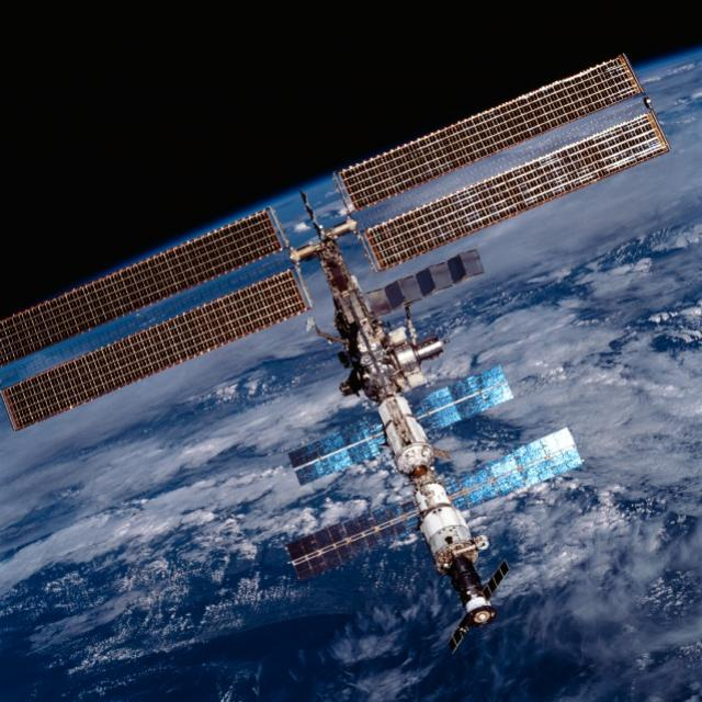 International Space Station visible across PHL tonight