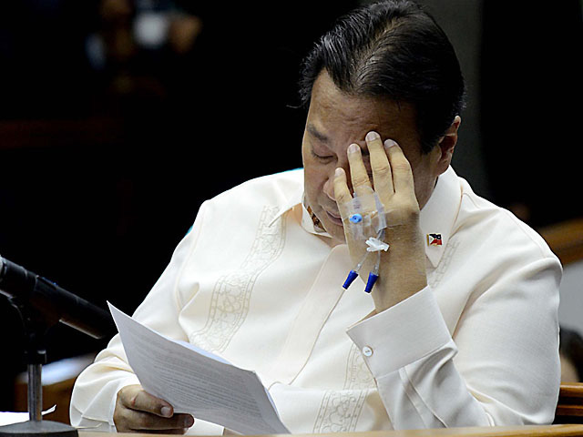 impeachment of renato corona Republic of the philippines congress of the philippines senate sitting as the impeachment court in the matter of the impeachment of renato c corona as chief justice.
