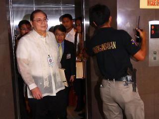 Mike Arroyo asks Sandiganbayan for travel abroad permit