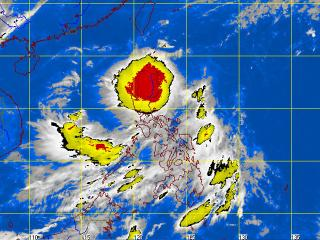 Storm signals in 19 areas as Dindo moves toward northern Luzon