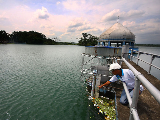 Heavy rain causes water levels to rise in 7 of 9 major Luzon dams