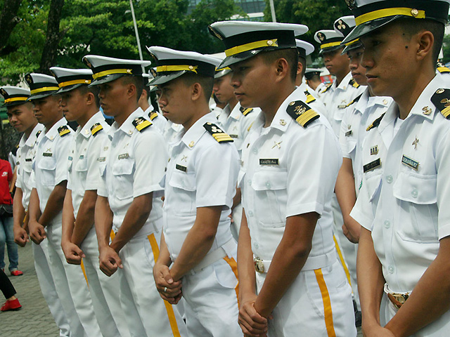 filipino seafarers Who are overseas filipino members i sea-based filipino workers or seafarers – any person who is employed or engaged in any capacity on board a seagoing ship navigating foreign seas other.