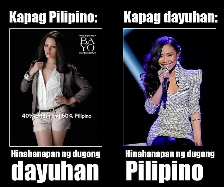 foreign vs filipino movies The cinema of the philippines (filipino: foreign movies will not be shown in theaters and films approved by the jury will be shown.