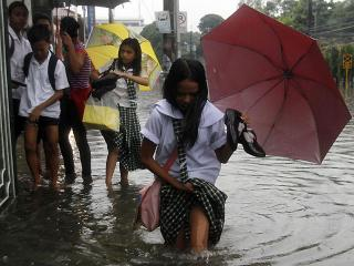 MMla classes suspended as streets remain flooded