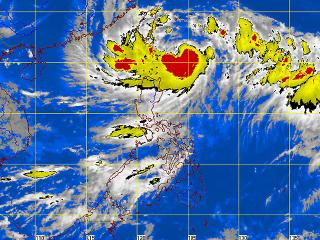 Signal No. 3 in Batanes as Gener heads north