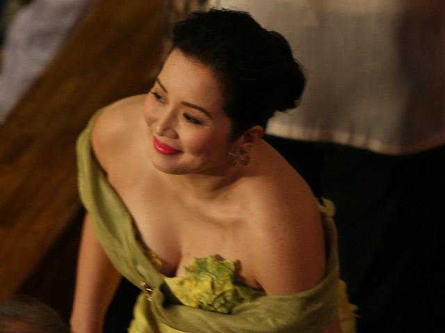 Kris Aquino tops BIR list of individual tax payers