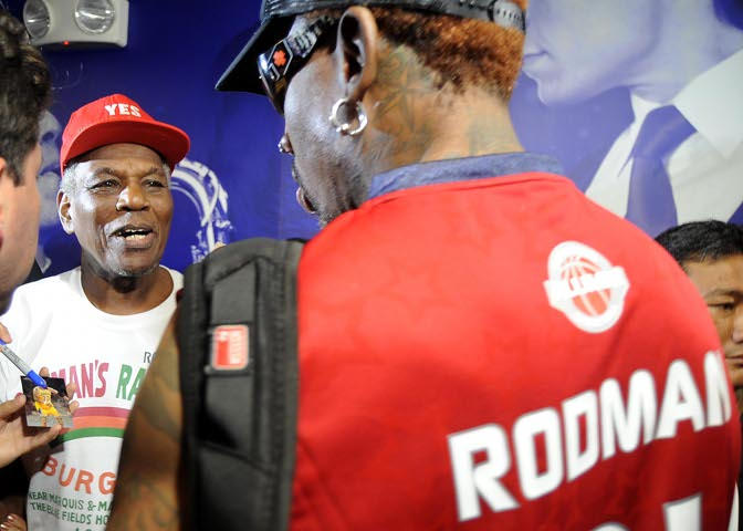 NBA legend Dennis Rodman reunites with estranged father in ...