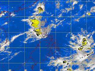 PAGASA raises orange warning over NCR, warns of intense rain