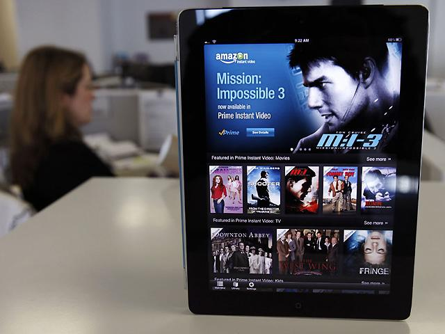 Amazon com to produce its first original video series for