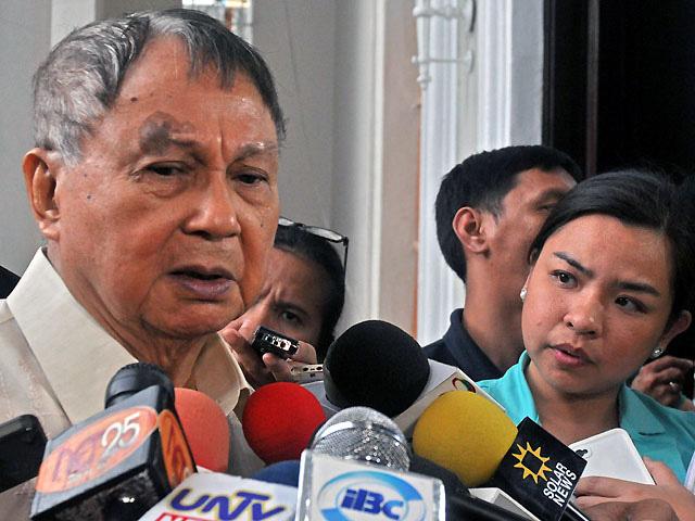 Evil genius? Palace brushes aside Joker's tag on PNoy govt