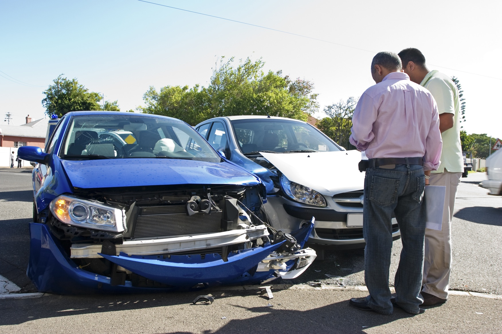 road traffic accidents today