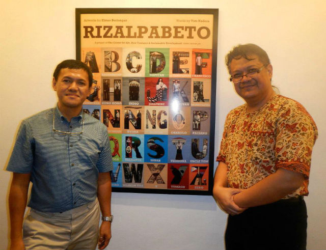 vim nadera Define letter of the alphabet letter of the alphabet synonyms, letter of the alphabet pronunciation,  said poet and author vim nadera `r' is for rizal.