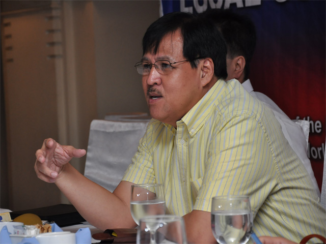 jesse robredo Manila, philippines - maria leonor leni robredo admitted wednesday that some people share with her about alleged ghostly visits of the late dilg secretary.