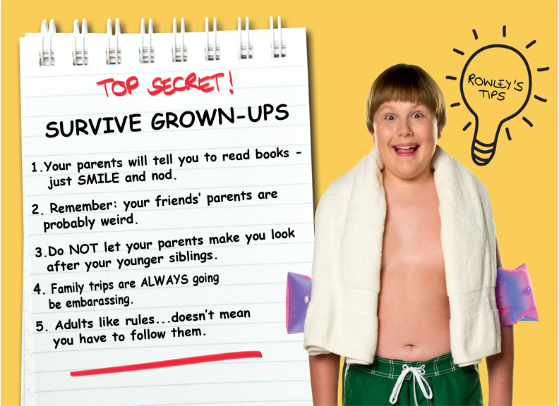 Straight from the ever dependable rowley a wimpy kids best friend meanwhile check out these safety tips from rowley on how to deal with adults to save yourself from the ordeals of being grounded diary of a wimpy kid solutioingenieria Image collections