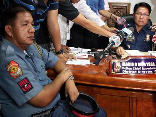 Alleged QC kotong cop turns self in