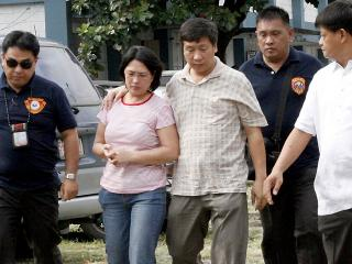 Couple accused of maltreating maid jailed