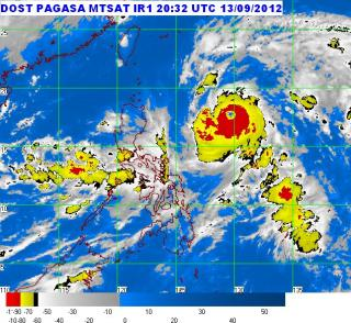 Karen now a super typhoon, JTWC of the US says