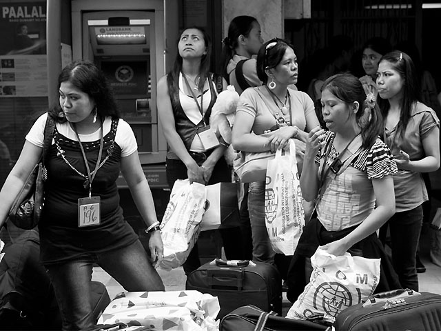 overseas filipino workers essay Overseas workers from the philippines continue to face abuse and hardship as  roughly 10-11 percent of the total filipino population is either working or living.