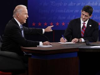 Biden, Ryan trade barbs on foreign policy