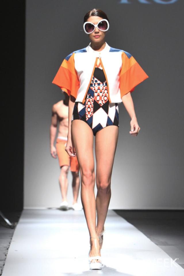 Fashion Week faves: Beaded shorts, backless dresses ...