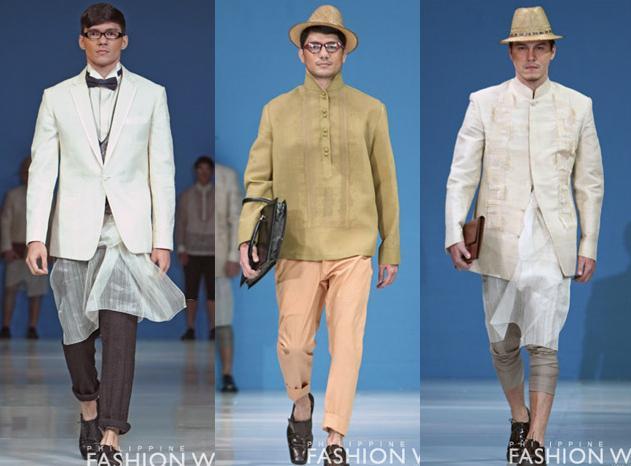 Philippine Fashion Week puts the spotlight on burdang Taal