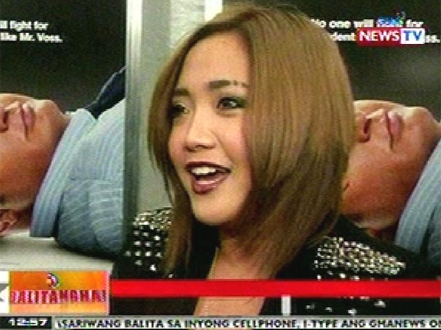 Charice new hairstyle