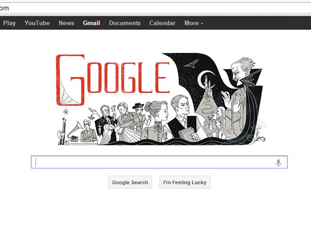 Gothic google Google Gothic