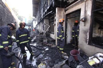Christmas Day fire kills 7 in QC