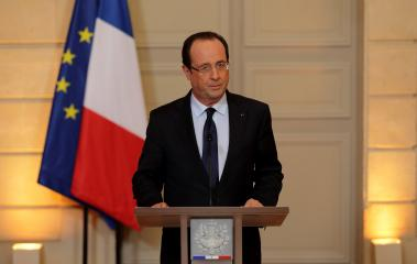 France intervenes militarily in Mali in West Africa