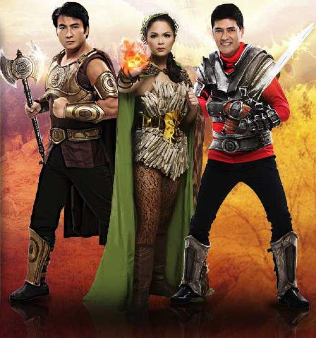 summary of gladiator tagalog