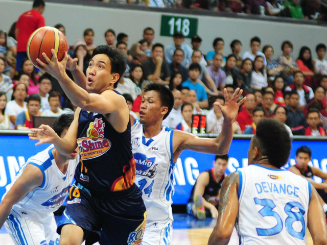Rain or Shine Elasto Painters, Jeff Chan