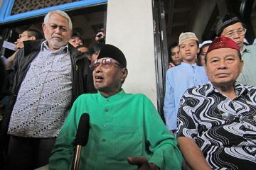 Sultan of Sulu says Sabah followers will not fire weapons