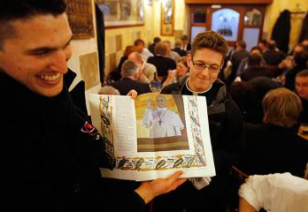 Catholics jubillant over election of Pope Francis