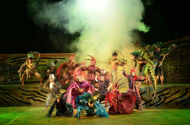 Theater review: 'Ibalong''s imagination | Lifestyle | GMA