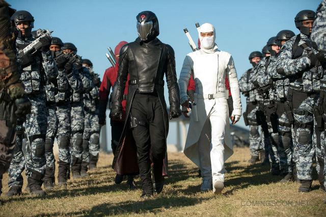Movie review: Big bang ninjas in 'G I  Joe: Retaliation'   Lifestyle